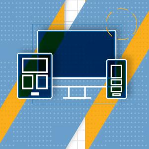 web design mobile slider